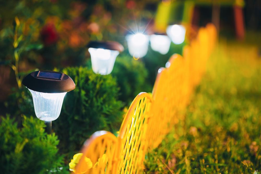 éclairer son jardin