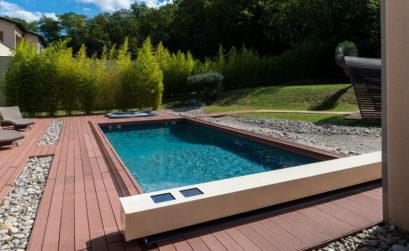 Couvertures solaires pour piscines