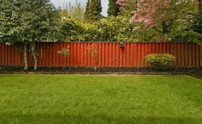 Planifier la clôture de jardin