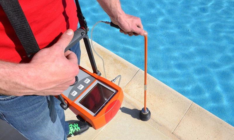 Détection des fuites dans les réseaux d'eau