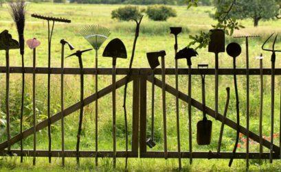 matériel pour jardin