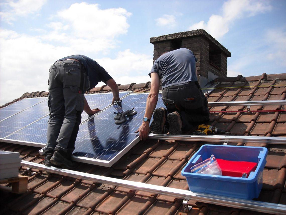 Engie installation de panneaux solaires