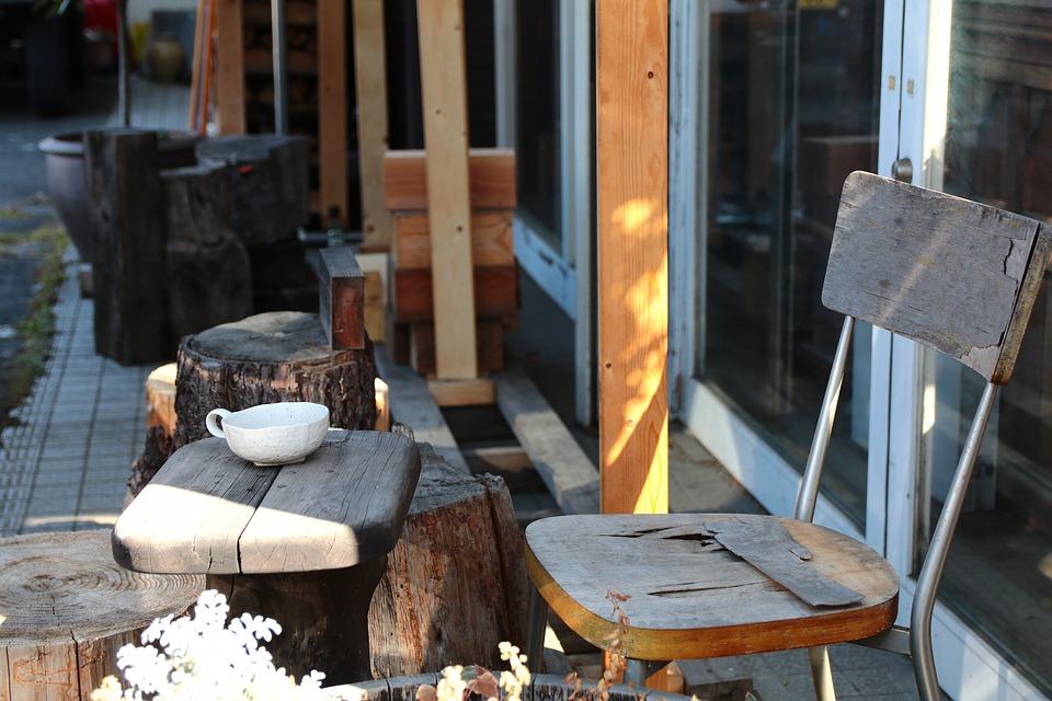 Sélectionner le mobilier de sa terrasse
