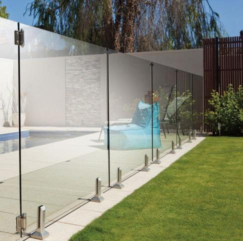 barrière en verre