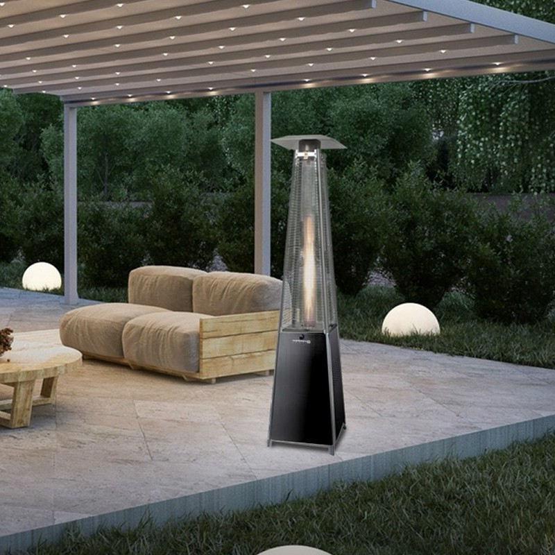 Choisir un chauffage pour terrasse