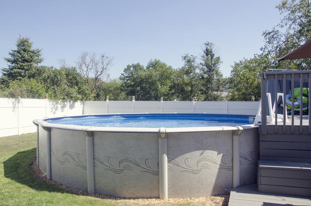 dalle protection piscine