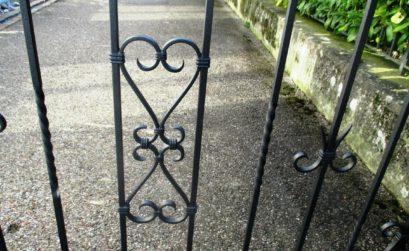 portail de jardin à Paris