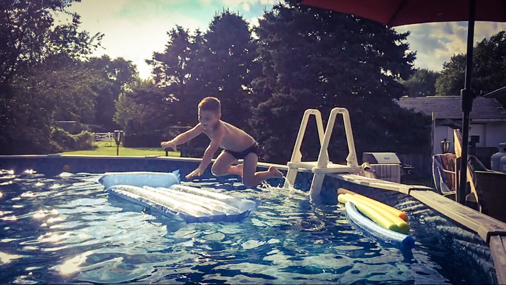 habillage piscine tubulaire
