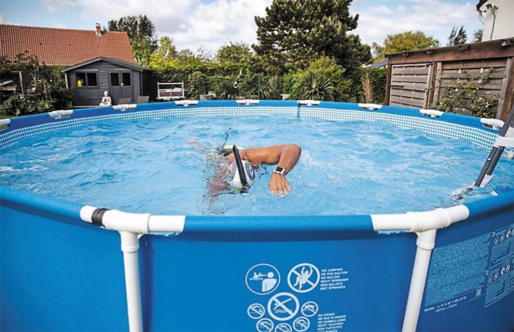 installation piscine