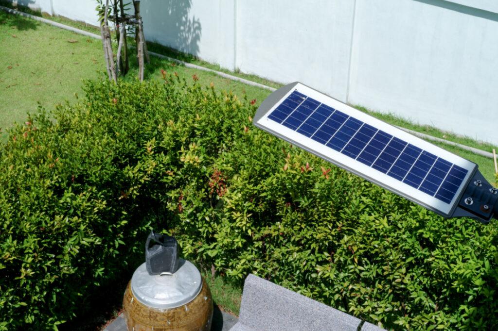 maintenance éléctrique jardin