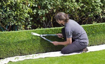 paysagiste femme