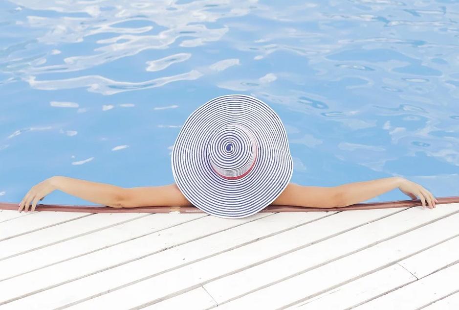 piscine au top
