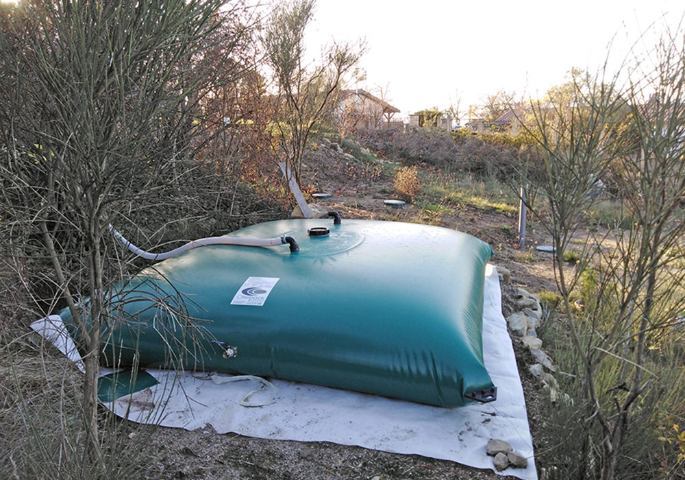 récupération eau de pluie