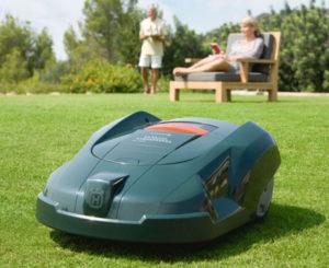 Avoir un robot-tondeuse pour le jardin