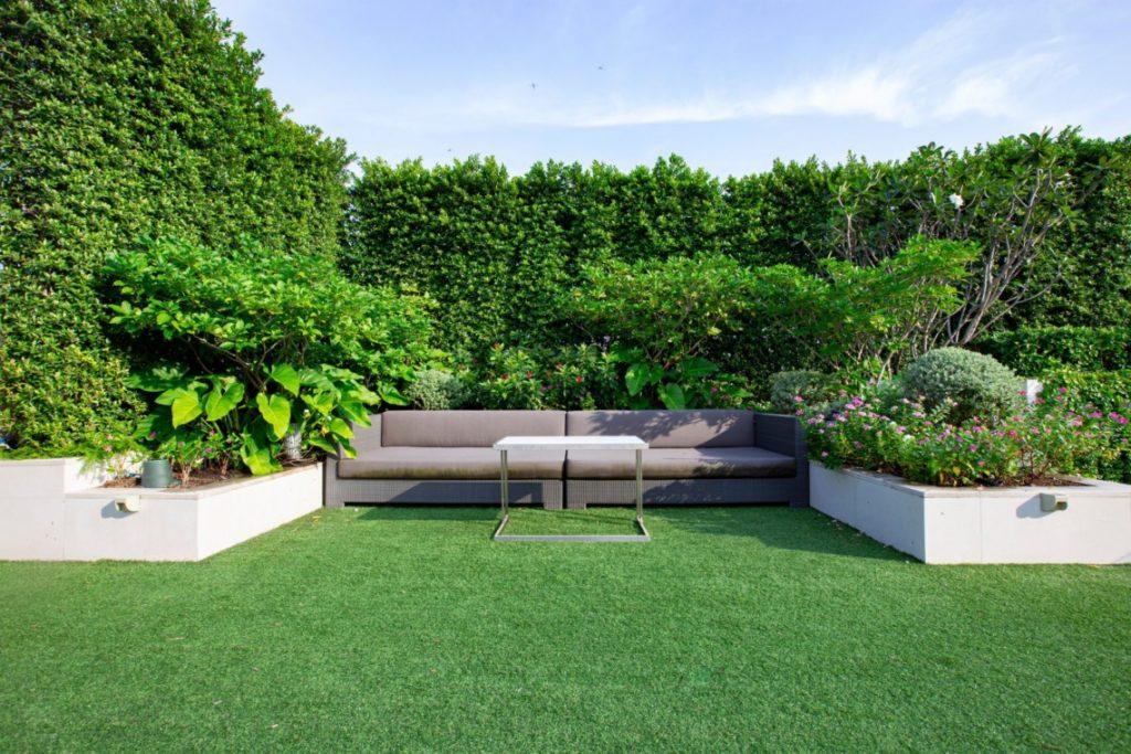 salon jardin