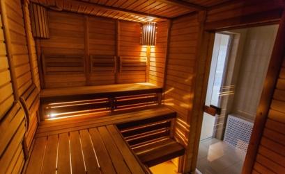 Sauna infrarouge dans sa maison
