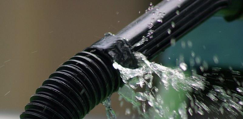 Comment trouver une fuite d'eau