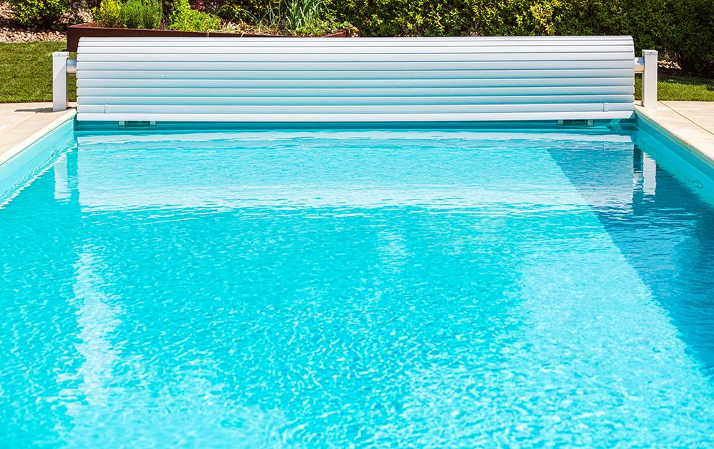 volet piscine